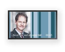 Poul Gozzi referencer Børsen executive club, webcast