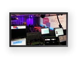 Poul Gozzi referencer Novo-Nordisk webcast, Novo Nordic Diabetes dialogue
