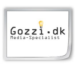 Velkommen til Gozzi.dk Media-Specialist